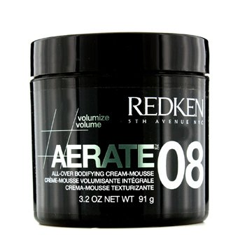 Redken Creme Mousse Modelador Styling Aerate 08 All-Over Bodifying  91g/3.2oz