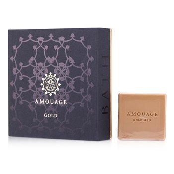 Amouage Gold Jabón  4x50g/1.8oz