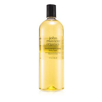 John Masters Organics Blood Orange & Vanilla Body Wash  1035ml/35oz