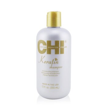 CHI Keratin Shampoo   Champ� Reconstituyente  355ml/12oz