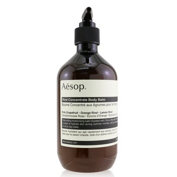 Aesop Rind Concentrate Body Balm  500ml/17oz