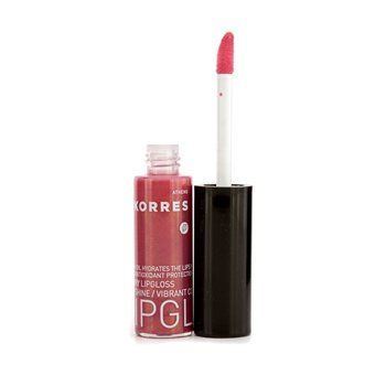 Korres Cherry Lip Gloss - #22 Naked Rose  6ml/0.2oz