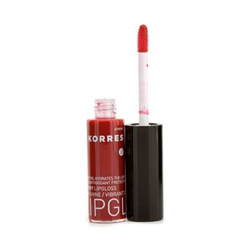 Korres Cherry Lip Gloss - #52 Red  6ml/0.2oz