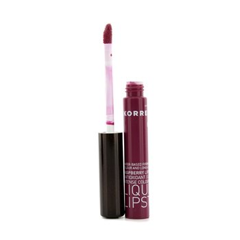 Korres Raspberry Antioxidant Liquid Lipstick - #28 Berry  3.5ml/0.12oz