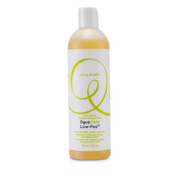 DevaCurl DevaCare Low-Poo No-Fade Mild Lather Cleanser  355ml/12oz
