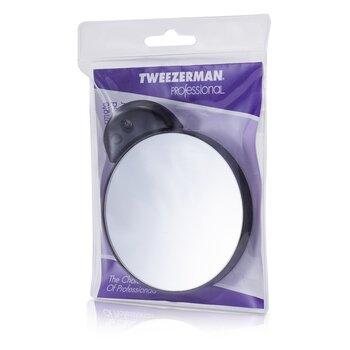 Tweezerman Professional TweezerMate 10X Lighted Mirror