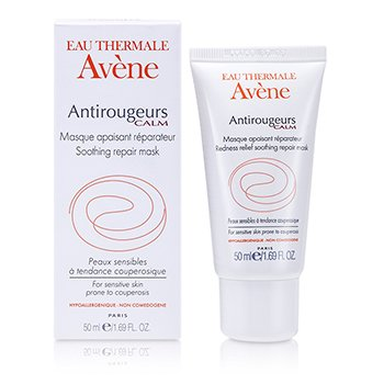 Avene Antirougeurs Mascarilla Reparadora Calmante (Piel Sensible)  50ml/1.69oz