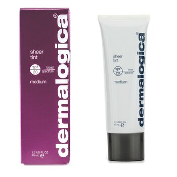 Dermalogica Sheer Tint Moisture SPF20 (Medium)  40ml/1.3oz