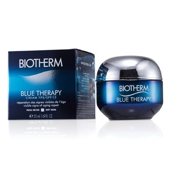 Biotherm Blue Therapy Cream SPF 15 (Dry Skin)  50ml/1.69oz