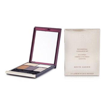 Kevyn Aucoin The Essential Set Sombra de Ojos - Palette #3  5x1g/0.04oz