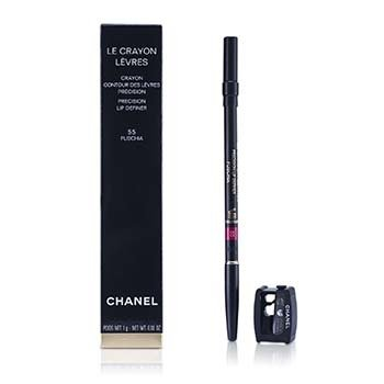 Chanel Kredka do ust z pędzelkiem Le Crayon Levres - No. 55 Fuschia  1g/0.03oz