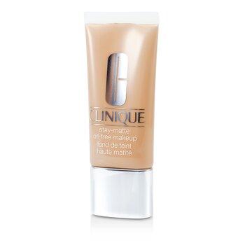 Clinique Matující makeup bez oleje Stay Matte Oil Free Makeup - č. 06 Ivory (VF-N)  30ml/1oz