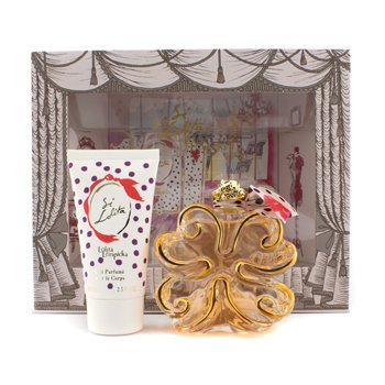 Lolita Lempicka Si Lolita Coffret: Eau De Parfum Spray 80ml/2.7oz + Body Lotion 75ml/2.5oz  2pcs