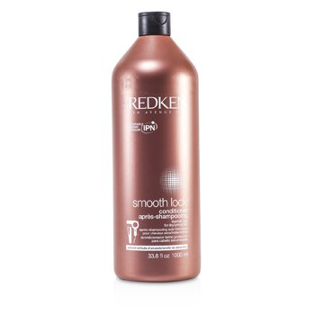 Redken Smooth Lock Conditioner (For Dry and Unruly Hair)  1000ml/33.8oz
