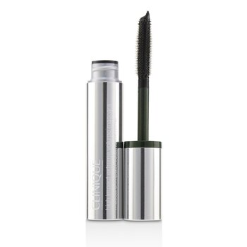 Clinique Ekstremalnie pogrubiający tusz do rzęs High Impact Extreme Volume Mascara - #01 Extreme Black  10ml/0.4oz