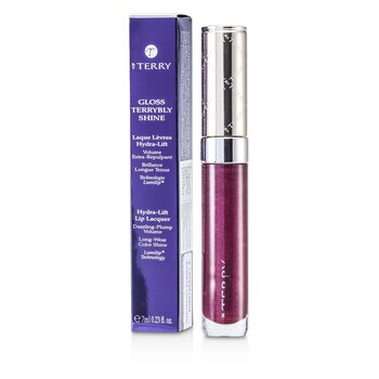 By Terry Gloss Terrybly Shine - # 5 Wine List  7ml/0.23oz