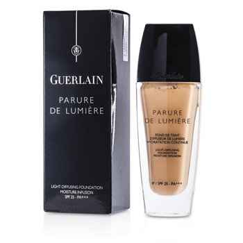 Guerlain Parure De Lumiere Light Diffusing Fluid Foundation SPF 25 - # 02 Beige Clair  30ml/1oz
