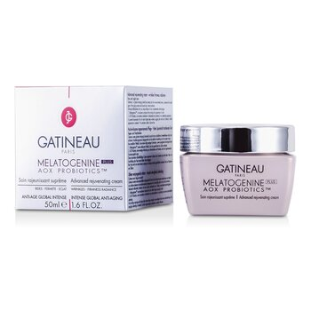 Gatineau Melatogenine AOX Probiotics Crema Rejuvenecedora Avanzada  50ml/1.6oz