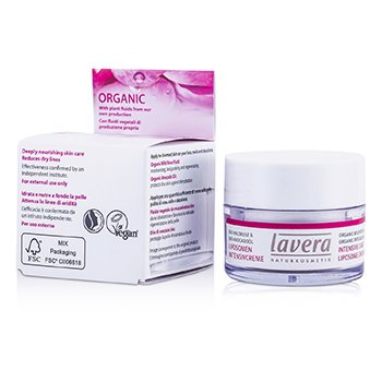 Lavera Intensive Care Liposome Cream - Organic Wild Rose (For Dry Skin)  30ml/1oz