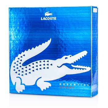 Lacoste Lacoste Essential Sport Coffret: Eau De Toilette Spray 125ml/4.2oz + Deodorant Stick 75ml/2.4oz  2pcs