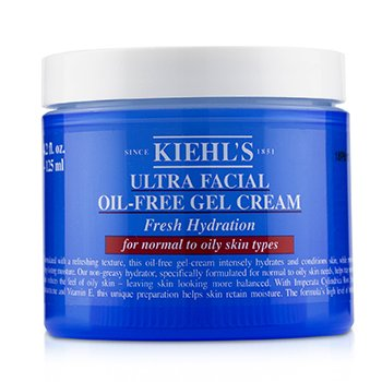 Kiehl's Ultra Facial Oil-Free Gel Cream - For Normal to Oily Skin Types  125ml/4.2oz