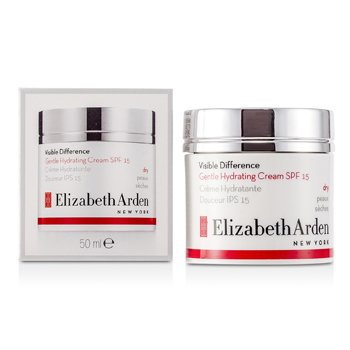 Elizabeth Arden Visible Difference Crema Hidratante Suave SPF 15 (Dry Skin) VDFN10038  50ml/1.7oz