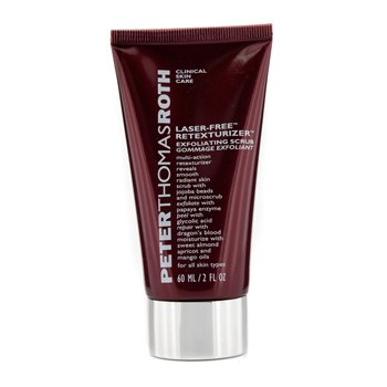 Peter Thomas Roth Laser-Free Retexturizer Exfoliating Scrub  60ml/2oz