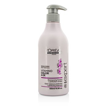 L'Oreal Professionnel Expert Serie - Vitamino Color A.OX Color Radiance Protection+ Perfecting Champú  500ml/16.9oz