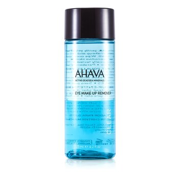 Ahava Time To Clear Desmaquillador Ojos  125ml/4.2oz