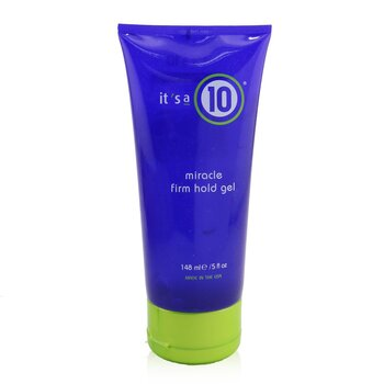 It's A 10 Miracle Firm Hold Gel  148ml/5oz