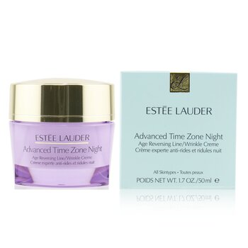Estee Lauder Advanced Time Zone Night Age Crema Antiarrugas/Líneas Noche (Todo tipo de piel) Y6NN  50ml/1.7oz