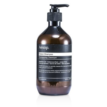 Aesop Classic Shampoo (For All Hair Types)  500ml/16.9oz