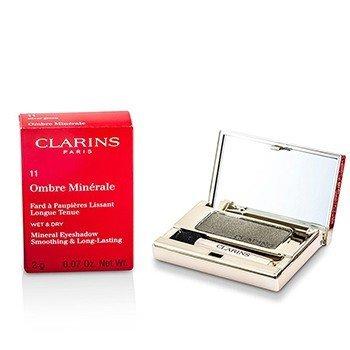 Clarins Ombre Minerale Sombra de Ojos Mineral Suavizante & De Larga Duración - # 11 Silver Green  2g/0.07oz