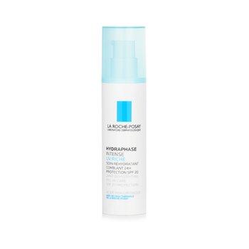La Roche Posay Hydraphase UV Rehidratante Intensa Rica Larga Duración SPF20  50ml/1.7oz