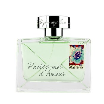 John Galliano Parlez-Moi D' Amour Eau Fraiche Eau De Toilette Spray  50ml/1.7oz