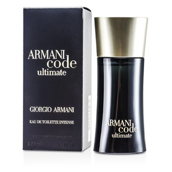 Giorgio Armani Armani Code Ultimate Eau De Toilette Intense Spray  50ml/1.7oz