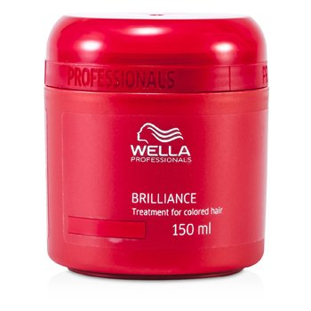 Wella Brilliance Tratamiento (Cabello Te�ido)  150ml/5oz