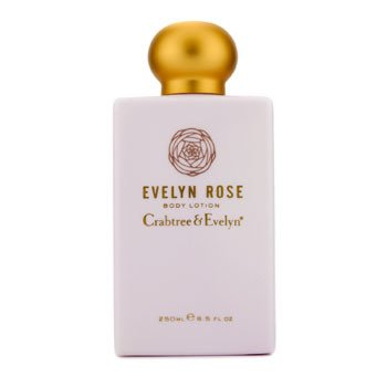 Crabtree & Evelyn Evelyn Rose Body Lotion  250ml/8.5oz