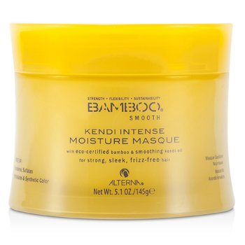Alterna Bamboo Smooth Kendi Intense Moisture Masque (For Strong, Sleek, Frizz-Free Hair)  150ml/5.1oz