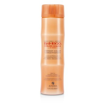 Alterna Bamboo Color Hold+ Color Protection Vibrant Color Acondicionador (Para Cabello Fuerte, Vibrante, Protegido de Color)  250ml/8.5oz