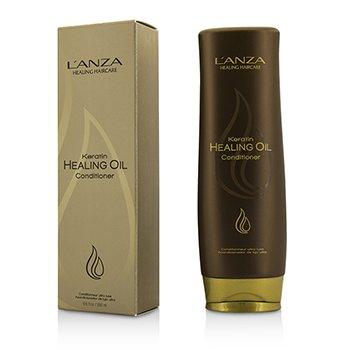 Lanza Keratin Healing Oil Acondicionador  250ml/8.4oz