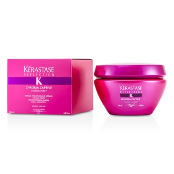 Kerastase Reflection Chroma Captive Mascarillo Brillo Intensificante (Cabello Te�ido)  200ml/6.8oz