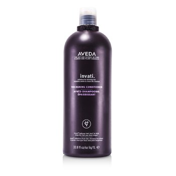 Aveda Condicionador Invati Thickening Conditioner - Para Queda de Cabelos  1000ml/33.8oz