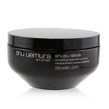 Shu Uemura Shusu Sleek Smoothing Treatment Masque (For Unruly Hair)  200ml/6oz