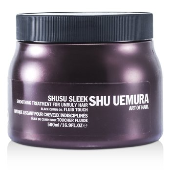 Shu Uemura Shusu Sleek Smoothing Treatment Masque (For Unruly Hair) (Salon Product)  500ml/16.9oz
