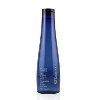 Shu Uemura Muroto Volume Pure Lightness Shampoo (For Fine Hair)  300ml/10oz