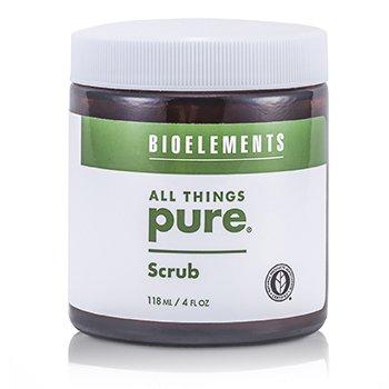 Bioelements All Things Pure Scrub (Salon Size)  118ml/4oz
