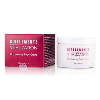 Bioelements Vitalization Rich Intensity -vartalovoide  236ml/8oz