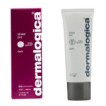 Dermalogica Hidratante Tintado SPF20 (Dark)  40ml/1.3oz
