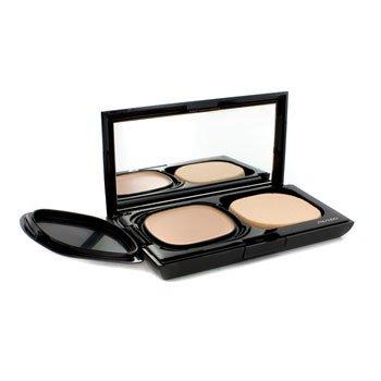 Shiseido Advanced Hydro Liquid Compact Alas Bedak SPF15 ( Wadah + Isi Ulang ) - WB40 Natural Fair Warm Beige  12g/0.42oz